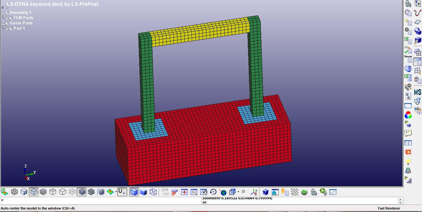 LS DYNA-Structural Mechanics | iMechanica